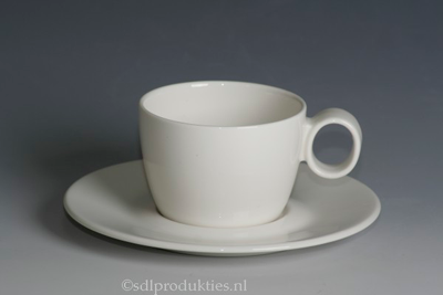 Maastricht Porselein Lux cappuccino