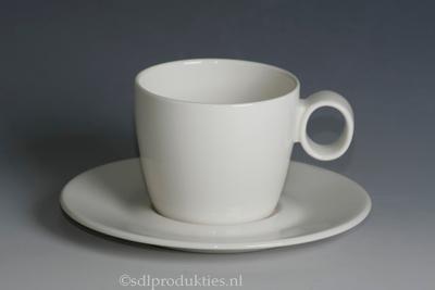 Maastricht Porselein Lux cafe au lait