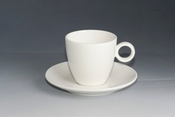Maastricht porselein Bart koffie