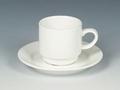 Palmer Royal Ivory Koffie stapelbaar hoog