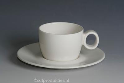 Maastricht Porselein Lux koffie