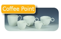Coffee point servies