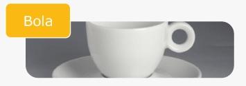 SDL Bola koffieservies